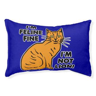 おもしろいな猫のしゃれのオレンジ子猫のネコ科の罰金