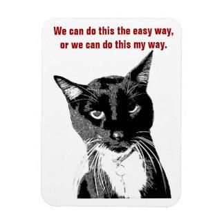 おもしろいな猫の磁石 マグネット