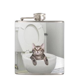 おもしろいな猫好き フラスク