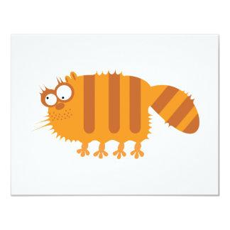 おもしろいな猫 カード