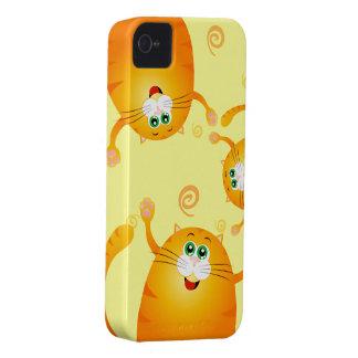 おもしろいな猫、iphone 4ケース Case-Mate iPhone 4 ケース