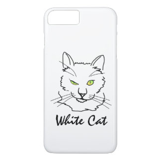おもしろいな猫 iPhone 8 PLUS/7 PLUSケース