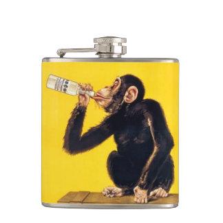 おもしろいな猿 フラスク