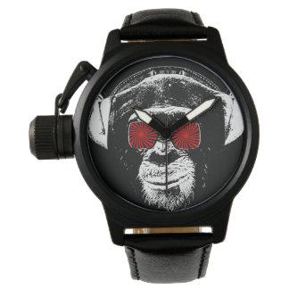 おもしろいな猿 腕時計