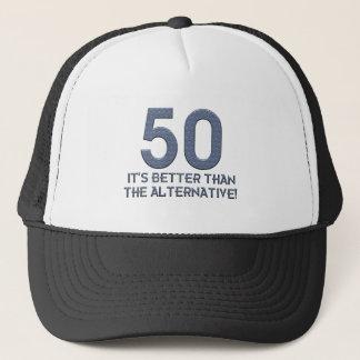 おもしろいな第50ギフトの考え キャップ