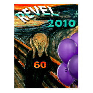 おもしろいな第60誕生日 ポストカード