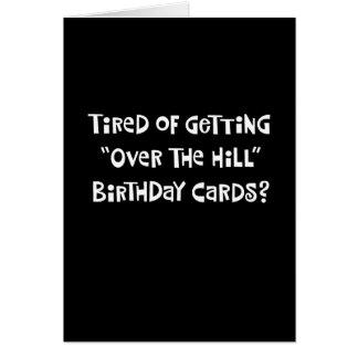 おもしろいな第61誕生日の挨拶状 カード