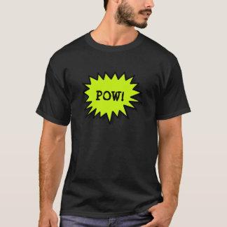 おもしろいな続きこま漫画のスピーチの泡ギークのTシャツ Tシャツ