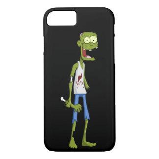 おもしろいな緑のゾンビのiPhone 7の箱 iPhone 8/7ケース