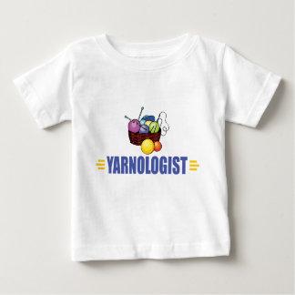 おもしろいな編み物 ベビーTシャツ