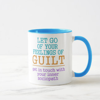 おもしろいな自己認識の名前をカスタムするのマグ マグカップ