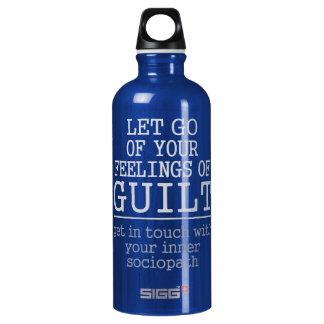 おもしろいな自己認識の名前をカスタムするの旅行者のボトル SIGG トラベラー 0.6L ウォーターボトル