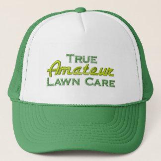 おもしろいな芝生の刈ること キャップ