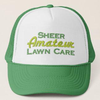 おもしろいな草の切断 キャップ