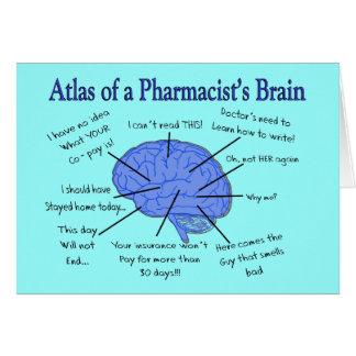 おもしろいな薬剤師の頭脳のギフト カード