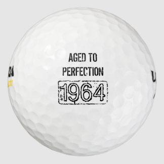 おもしろいな誕生日の引用文のカスタムなゴルフ・ボールのギフト ゴルフボール