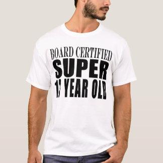 おもしろいな誕生日B. Cert。 極度の13歳児 Tシャツ