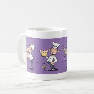 おもしろいな調理師 コーヒーマグカップ