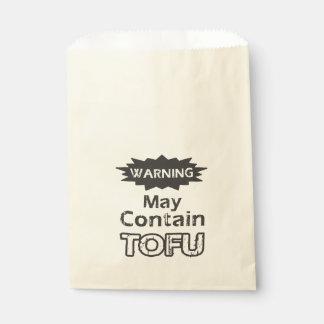 おもしろいな豆腐 フェイバーバッグ