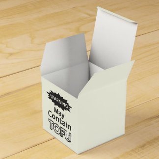 おもしろいな豆腐 フェイバーボックス