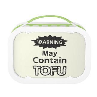 おもしろいな豆腐 ランチボックス