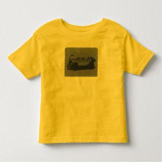 おもしろいな車 トドラーTシャツ