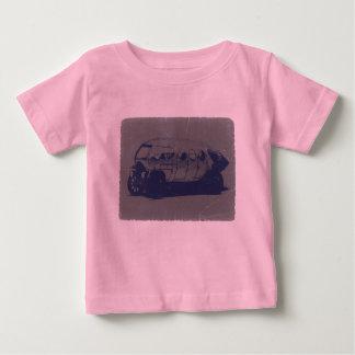 おもしろいな車 ベビーTシャツ