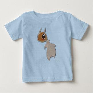 おもしろいな金魚のティーのかわいいマンガのキャラクタのTシャツ ベビーTシャツ