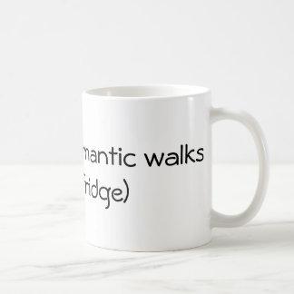 おもしろいな長くロマンチックな歩行- コーヒーマグカップ
