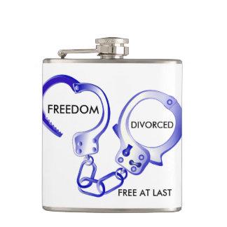 おもしろいな離婚された自由 フラスク