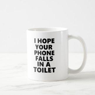 おもしろいな電話 コーヒーマグカップ
