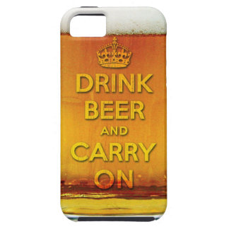 おもしろいな飲み物ビールは続けていき、 iPhone SE/5/5s ケース