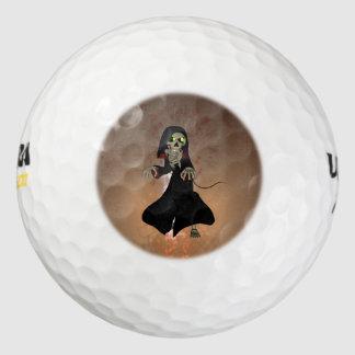 おもしろいな骨組 ゴルフボール