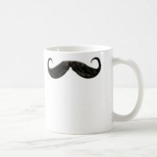 おもしろいな髭のマグ コーヒーマグカップ
