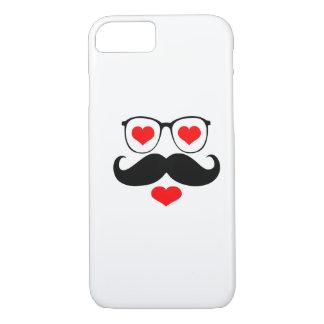 おもしろいな髭ガラス6 iPhone 8/7ケース