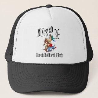 おもしろいな魚釣りの帽子の魚釣りのユーモアの魚釣りの帽子 キャップ