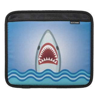 おもしろいな鮫 iPadスリーブ