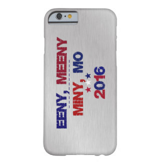 おもしろいな2016年の選挙 BARELY THERE iPhone 6 ケース