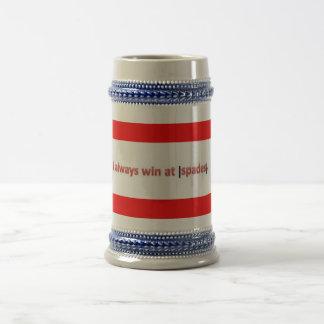 おもしろいな「スペードのマグ ビールジョッキ