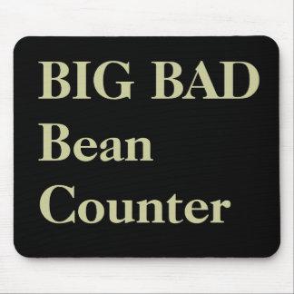おもしろいなFDのニックネーム-大きく悪いBeancounter マウスパッド