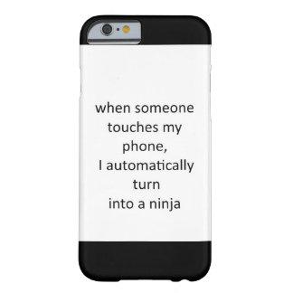おもしろいなiphone 6/6sカバー barely there iPhone 6 ケース