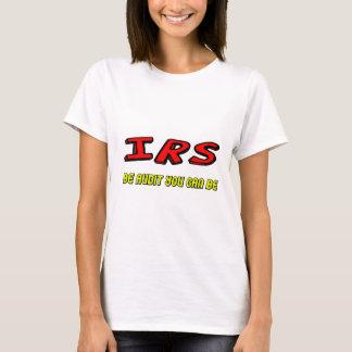 おもしろいなIRSの監査のTシャツのギフト Tシャツ