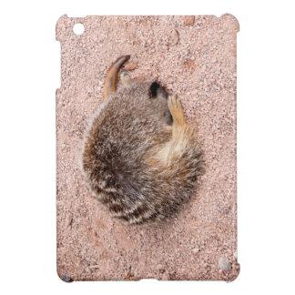 おもしろいなMeerkat iPad Miniケース