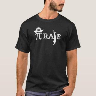 おもしろいなPi率 Tシャツ
