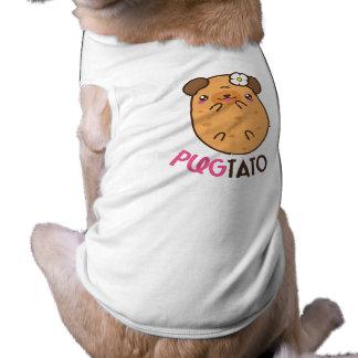 おもしろいなPugtato ペット服