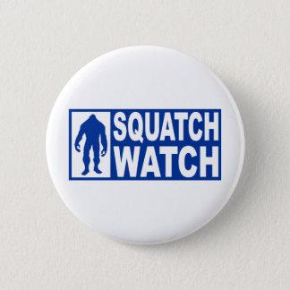 おもしろいなSQUATCHの腕時計のギア-デラックスな見つけるビッグフット 5.7CM 丸型バッジ