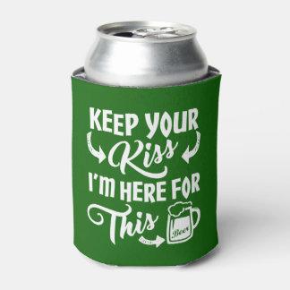 おもしろいなSt paddys dayによってキスあ行く|アイルランドビール 缶クーラー