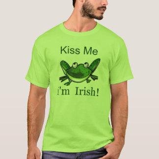 おもしろいなSt patricks dayのアイルランド人のTシャツ Tシャツ
