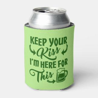 おもしろいなSt patricks dayのキスの抑制|アイルランドビール 缶クーラー