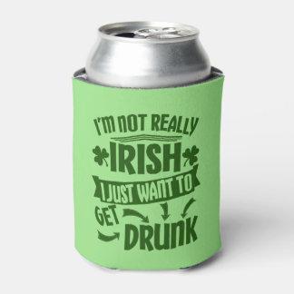 おもしろいなSt patricks day実際にアイルランドないビールクーラー 缶クーラー